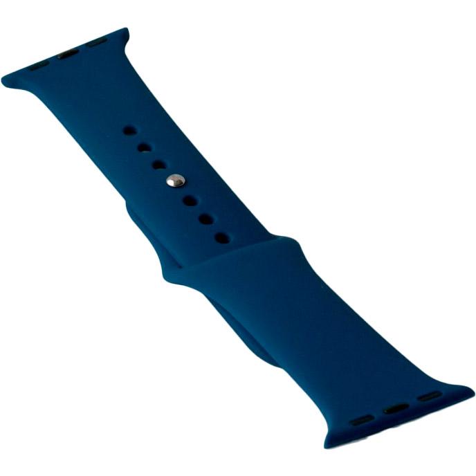 Ремінець EXTRADIGITAL Apple Watch 42-44mm Sport 00A M/L Blue (ESW2311) Тип ремінець
