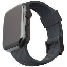 Ремешок UAG [U] Apple Watch 44/42 Dot Silicone Black (19249K314040)