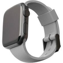 Ремешок UAG [U] Apple Watch 44/42 Dot Silicone Grey (19249K313030)