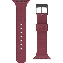 Ремінець UAG Dot Silicone для Apple Watch 44/42 Aubergine (19249K314747)