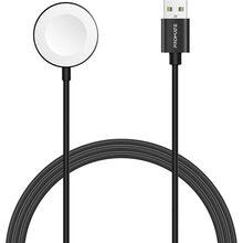 Кабель для зарядки PROMATE USB-A для Apple Watch auracord-a.black