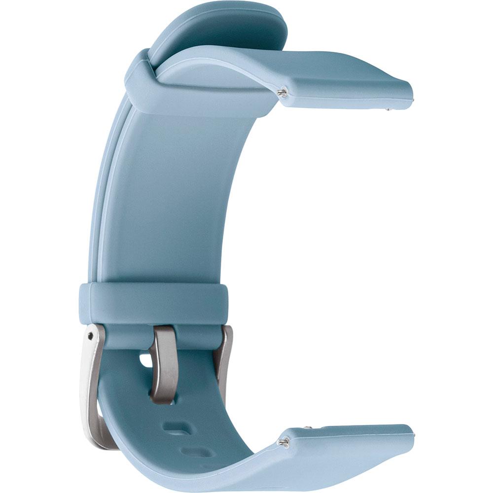 Ремешок GLOBEX Wristband Base для Smart Watch Me Blue Совместимость GLOBEX Smart Watch Me