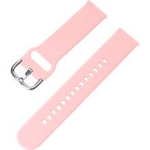 Ремешок GLOBEX Wristband Plus для Smart Watch Me Pink