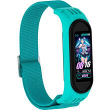 Ремешок XOKO для Xiaomi Mi Smart Band 4/5/6 Light Blue (XK-NLN6-LBL)