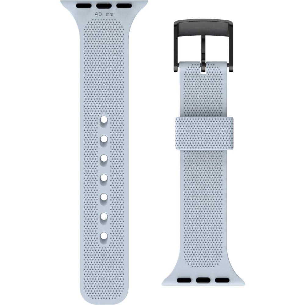 Ремешок UAG Dot Silicone для Apple Watch 40/38 Soft Blue (19248K315151)