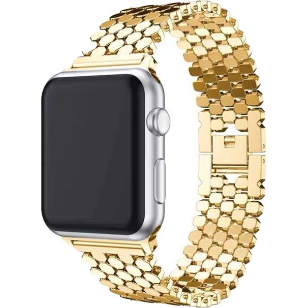 Браслет XoKo Metal Jewelry для Apple Watch 38-40mm Gold (XK-DM-JWGD)