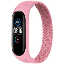 Ремінець BECOVER Xiaomi Mi Smart Band 5/6 (S) Pink (706141)