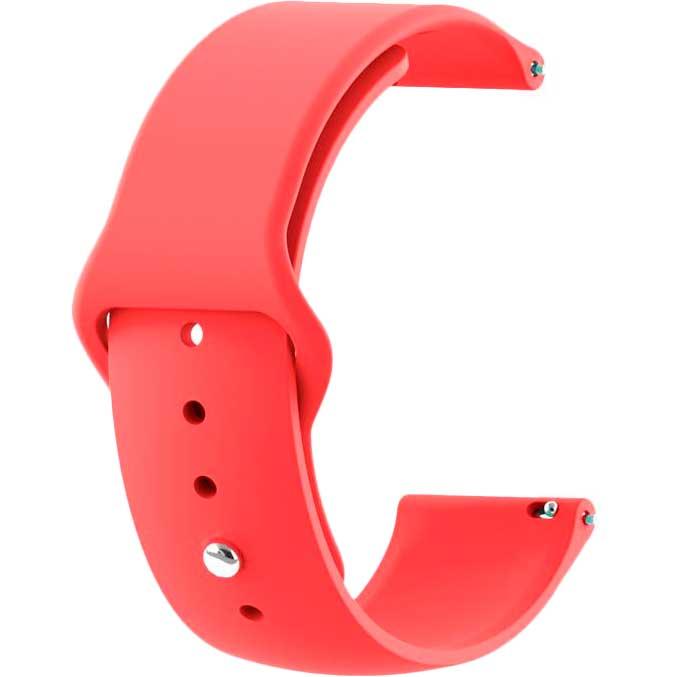 Ремінець BECOVER Samsung Galaxy Watch 42mm / Gear Sport Red (706168)