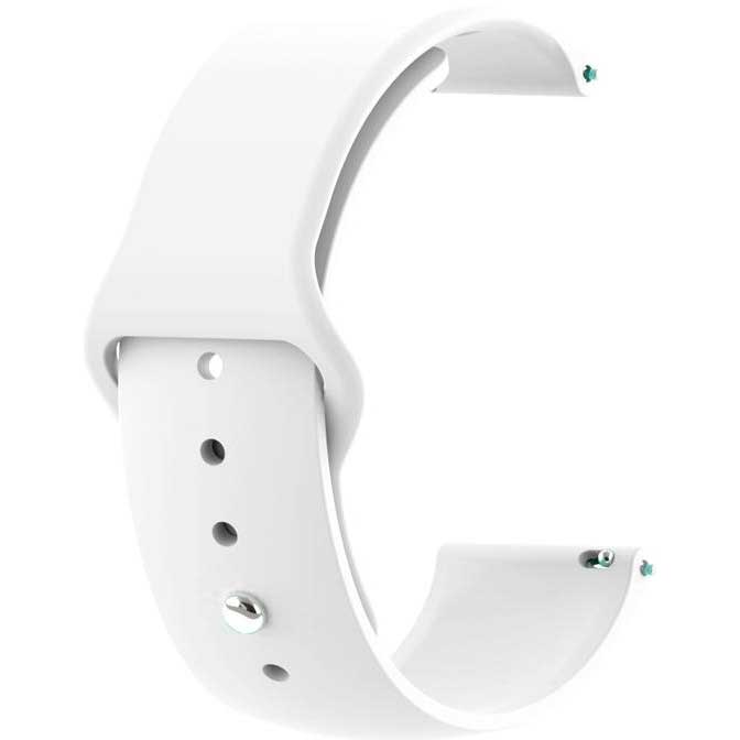 Ремешок BECOVER Samsung Galaxy Watch 42mm/Gear Sport White (706177)