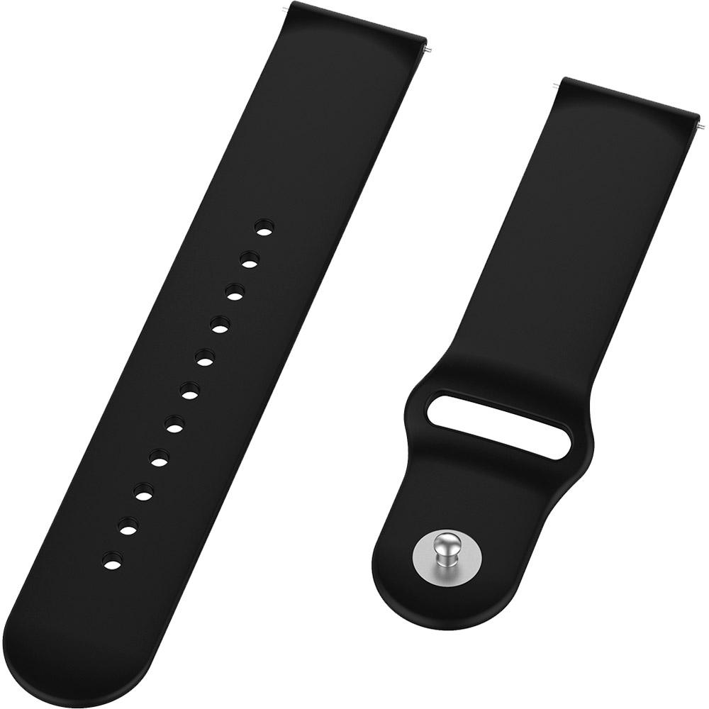 Ремешок BECOVER для Xiaomi Amazfit Bip/Lite/S Lite/GTR 42mm Black (706196) Совместимость Amazfit Bip