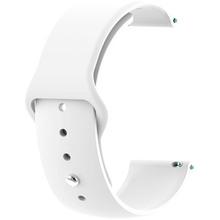 Ремінець BECOVER для Xiaomi Amazfit Bip / Lite / S Lite / GTR 42mm White (706197)