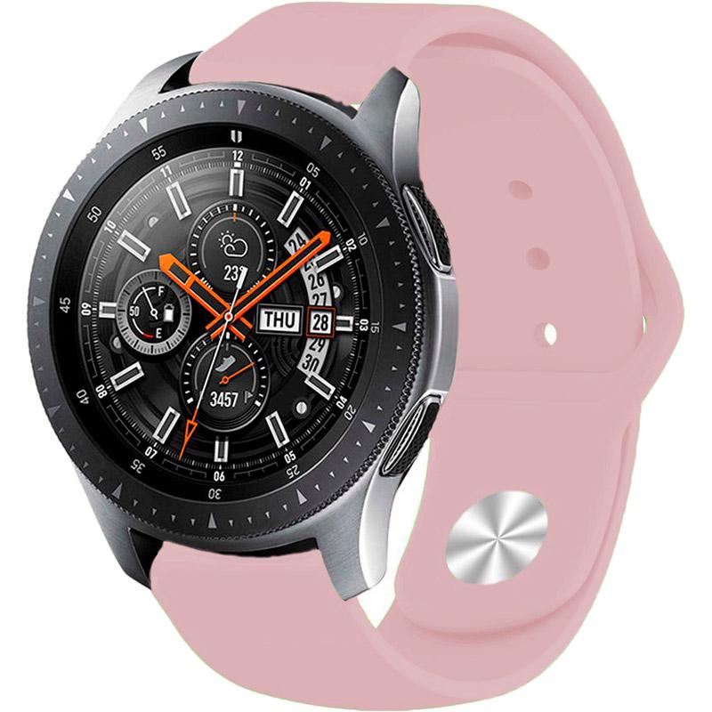 Ремінець BECOVER для Xiaomi iMi KW66 / Mi Watch Color / Haylou LS01 Pink (706350) Сумісність Xiaomi Mi Watch