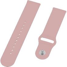 Ремінець BECOVER для Xiaomi iMi KW66 / Mi Watch Color / Haylou LS01 Pink (706350)