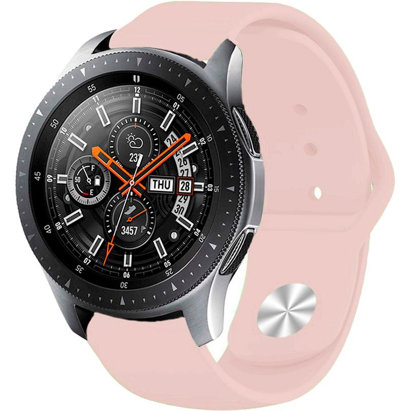 Ремінець BECOVER для Xiaomi iMi KW66 / Mi Watch Color / Haylou LS01 Grapefruit Pink (706351) Сумісність Xiaomi Mi Watch