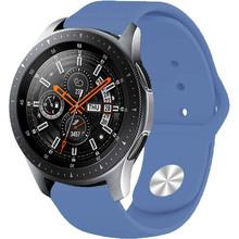 Ремінець BECOVER для Xiaomi iMi KW66 / Mi Watch Color / Haylou LS01 Lilac (706352)