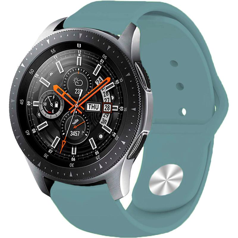 Ремешок BECOVER для Xiaomi iMi KW66/Mi Watch Color/Haylou LS01 Turquoise (706353) Материал силикон
