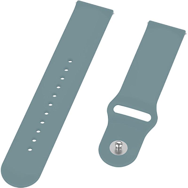 Ремешок BECOVER для Xiaomi iMi KW66/Mi Watch Color/Haylou LS01 Turquoise (706353) Тип ремешок