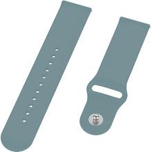 Ремешок BECOVER для Xiaomi iMi KW66/Mi Watch Color/Haylou LS01 Turquoise (706353)