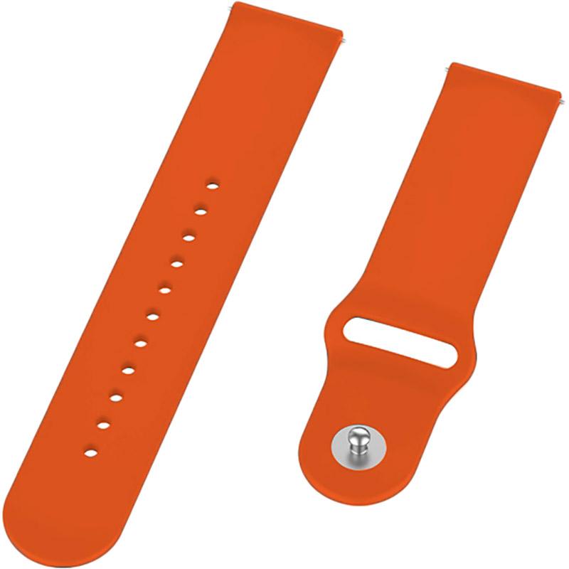 Ремешок BECOVER для Xiaomi iMi KW66/Mi Watch Color/Haylou LS01 Apricot (706355) Тип ремешок