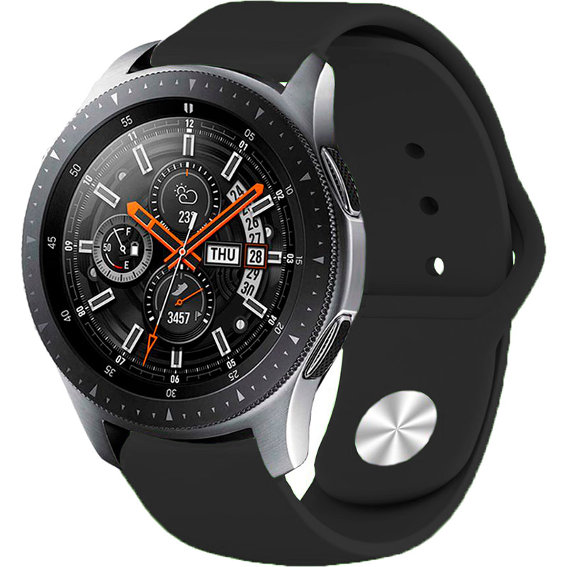 Фото 3 Ремешок BECOVER для Huawei Watch GT 2 42 mm Black (706236)