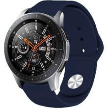 Ремешок BECOVER для Xiaomi iMi KW66/Mi Watch Color/Haylou LS01 Blue Horizon (706359)