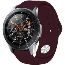 Ремешок BECOVER для Huawei Watch GT 2 42 mm Purple-Wine (706238)