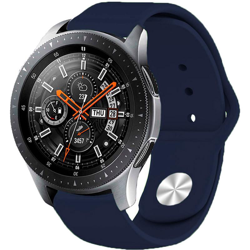 Фото 3 Ремешок BECOVER для Huawei Watch GT 2 42 mm Blue-Horizon (706239)