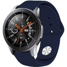 Ремешок BECOVER для Huawei Watch GT 2 42 mm Blue-Horizon (706239)