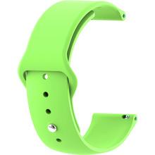 Ремінець BECOVER для Xiaomi iMi KW66 / Mi Watch Color / Haylou LS01 Lime (706363)