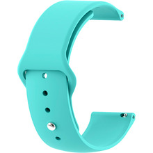 Ремешок BECOVER для Xiaomi iMi KW66/Mi Watch Color/Haylou LS01 Marine Green (706365)
