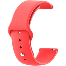 Ремешок BECOVER для Huawei Watch GT 2 42mm Red (706228)