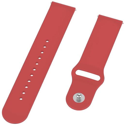Фото 3 Ремешок BECOVER для Huawei Watch GT 2 42mm Red (706228)