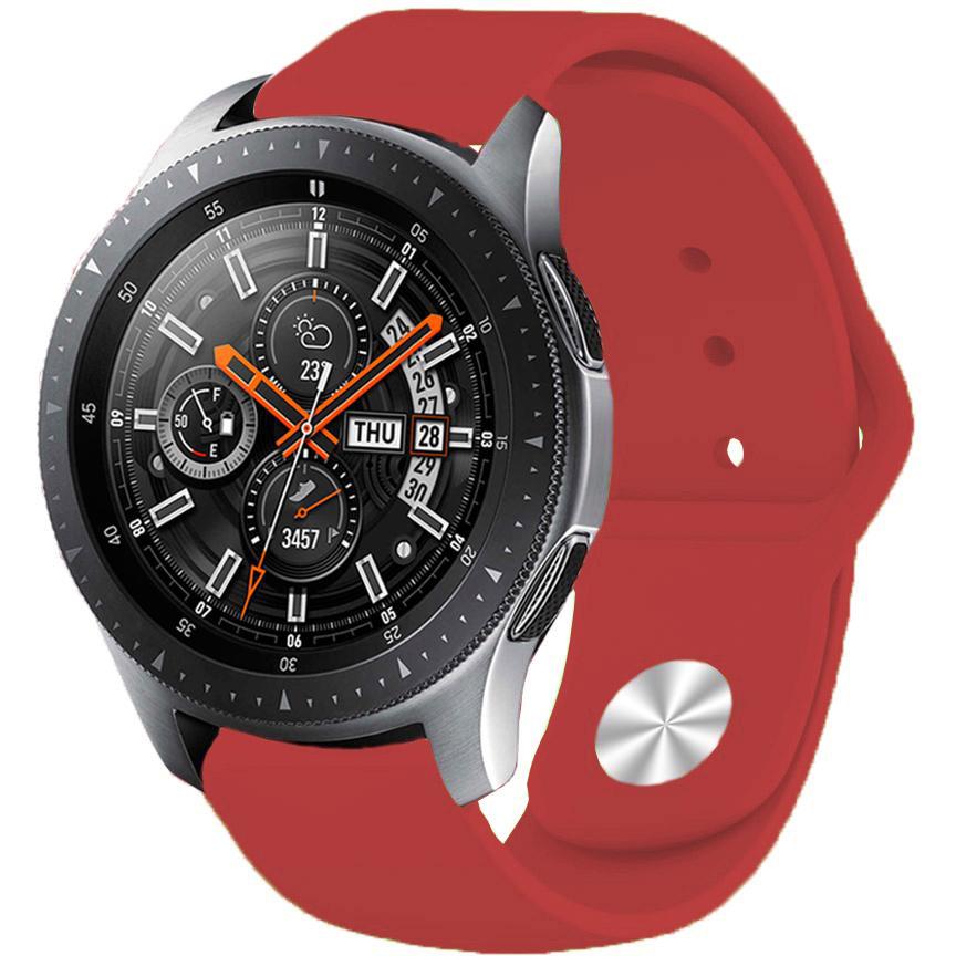 Ремешок BECOVER для Huawei Watch GT 2 42mm Red (706228) Совместимость Huawei Watch GT 2