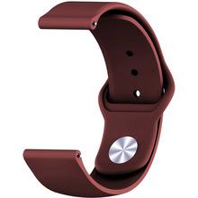 Ремінець BECOVER для Huawei Watch GT 2 42mm Dark-Red (706229)