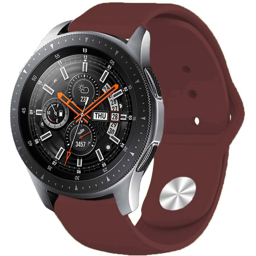 Ремінець BECOVER для Huawei Watch GT 2 42mm Dark-Red (706229) Сумісність Huawei Watch GT 2