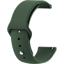 Ремінець BECOVER для Huawei Watch GT 2 42 mm Khaki (706244)