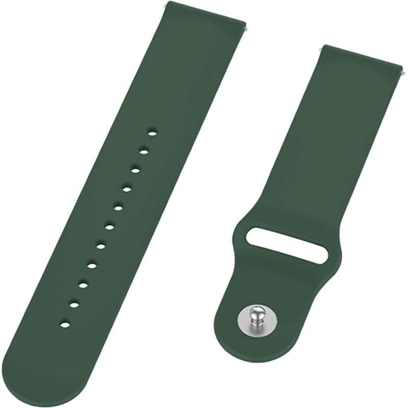 Ремінець BECOVER для Huawei Watch GT 2 42 mm Khaki (706244) Сумісність Huawei Watch GT 2