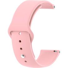 Ремешок BECOVER для Samsung Galaxy Watch 46 mm/Gear S3 Classic Pink (706310)