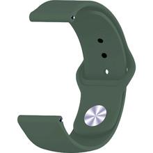 Ремешок BECOVER для Samsung Galaxy Watch 46mm/Gear S3 Classic Pine-Green (706322)