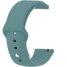 Ремешок BECOVER для Motorola Moto 360 2nd Gen. Men's Turquoise (706253)