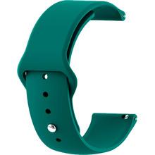 Ремінець BECOVER для Samsung Galaxy Watch 46mm / Gear S3 Classic Dark-Green (706326)