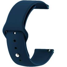 Ремешок BECOVER для Motorola Moto 360 2nd Gen. Men's Blue-Horizon (706259)
