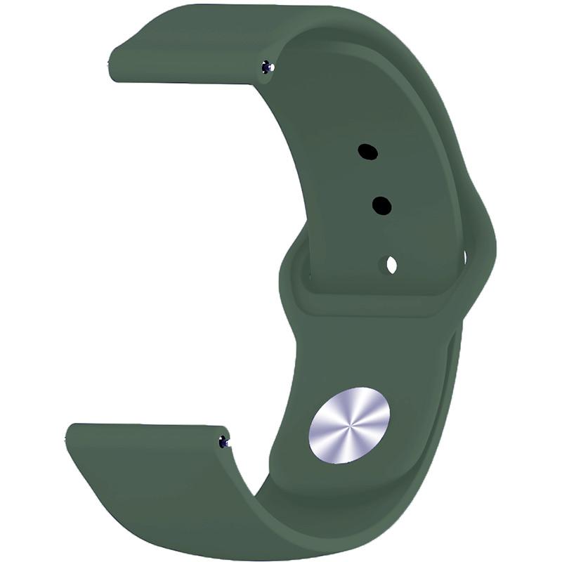 Ремешок BECOVER для Motorola Moto 360 2nd Gen. Men's Pine-Green (706262) Тип ремешок