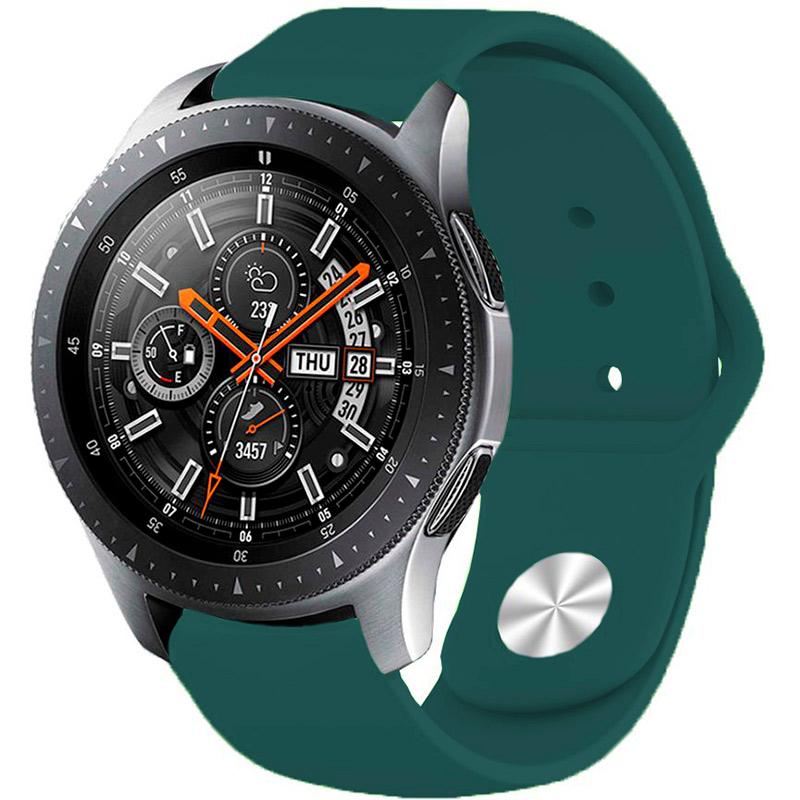 Ремінець BECOVER для Motorola Moto 360 2nd Gen. Men's Dark-Green (706266) Сумісність Motorola Moto 360 2nd Gen