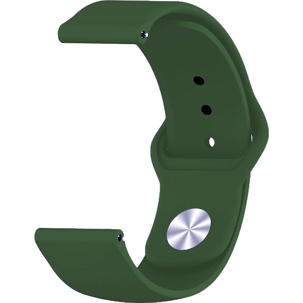 Ремешок BECOVER для Samsung Galaxy Watch 46mm/Gear S3 Classic Green (706327) Тип ремешок