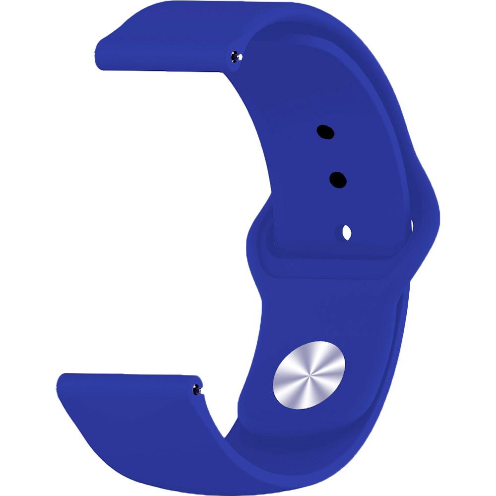 Ремешок BECOVER для Huawei Watch GT/Honor Watch Magic Dark-Blue (706334) Тип ремешок