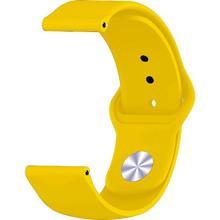 Ремешок BECOVER Huawei Watch GT/Honor Watch Magic Yellow (706341)