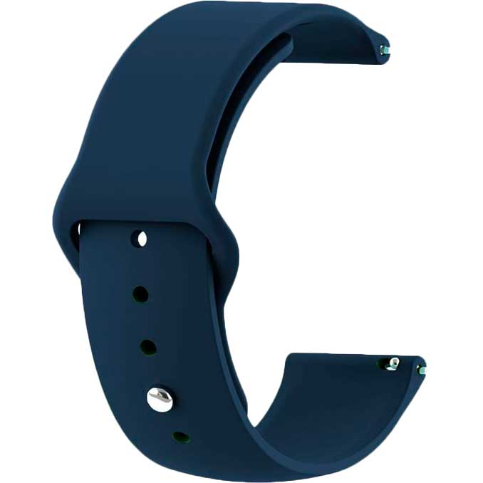 Ремешок BECOVER Nokia/Withings Steel/Steel HR Blue-Horizon (706279)