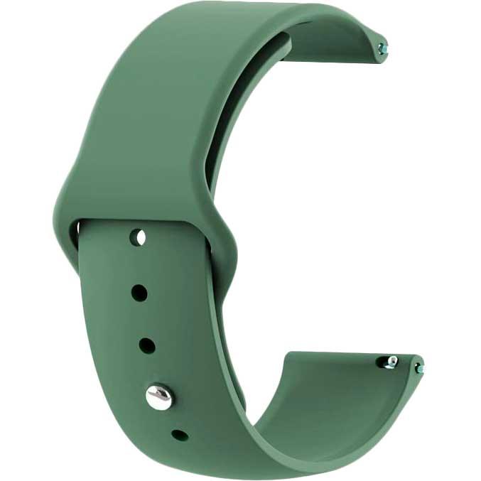 Ремешок BECOVER Nokia/Withings Steel/Steel HR Pine-Green (706282)