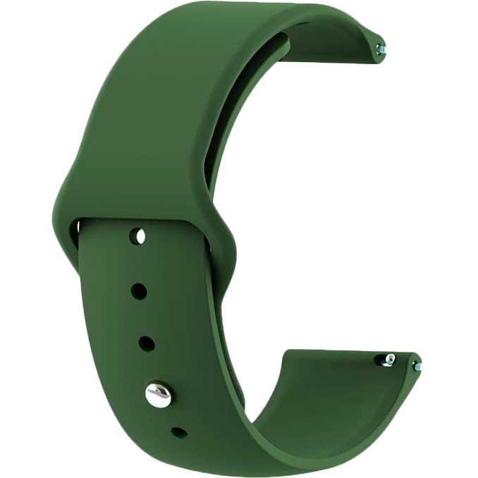 Ремешок BECOVER Nokia/Withings Steel/Steel HR Green (706287)